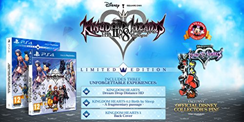 Kingdom Hearts HD 2 8 Final Chapter Prologue Limited Edition (PS4)
